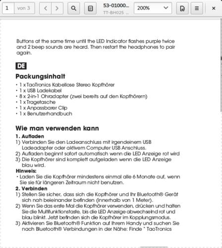 Screenshot User Manual, TaoTronics TT-BH025, June 17 2018