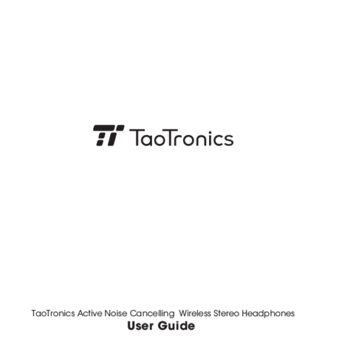 Screenshot Manual, TaoTronics TT-BH22, June 17 2018